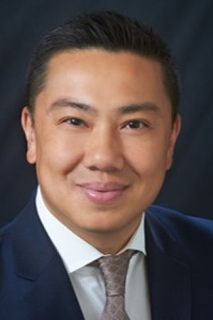 Portrait of Tony Wu